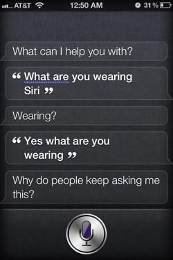 iPhone 4S Siri Funny Images