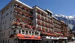 Gewinne mit ein wenig Glück einen Wellness-Aufenthalt für 2 Personen im 4-Sterne Hotel (****) Kreuz & Post in Grindelwald.