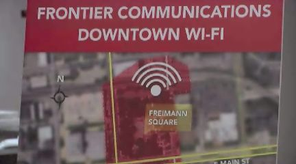Frontier expresses interest in adding fourth downtown Wi-Fi hot zone | 21Alive: News, Sports, Weather, Fort Wayne WPTA-TV, WISE-TV, and CW | NBC33