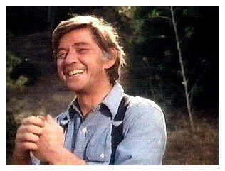 John Walton, played by Ralph Waite. He and Olivia were great examples of parents and had a heart for their children... something that made me love the show even more.