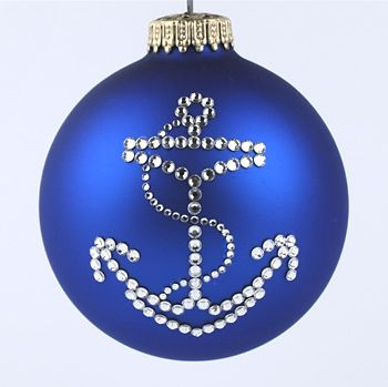 Anchor, ornament, jewls. Project for next year.