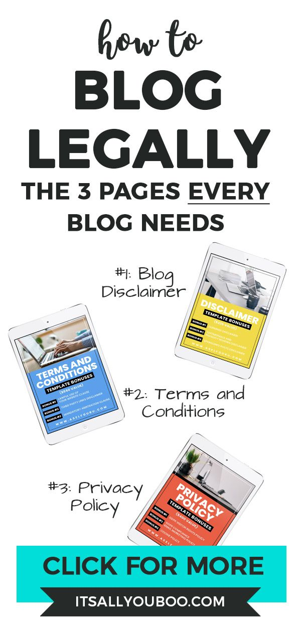 How to Blog Legally: Top 10 Questions Answered by a Lawyer