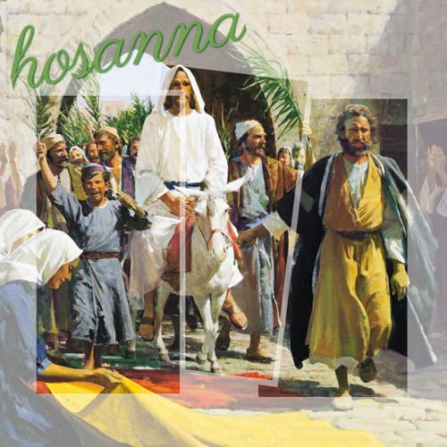 """#Hosanna Hosanna Hosanna in the highest And the crowds that went before him and that followed him were shouting, """"Hosanna to the Son of David! Blessed is he who comes in the name of the Lord! Hosanna in the highest! """"Hosanna"""" #Hillsongunited I see the king of glory Coming on the clouds with fire The whole earth shakes The whole earth shakes Yeah I see his love and mercy Washing over all our sin The people sing The people sing [Chorus] Hosanna Hosanna Hosanna in the highest [x2] I see a…"""