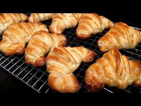 Receta: Trenzas de Hojaldre, Riquísimas! (Dulce Y Salada) - La Cocinadera - YouTube