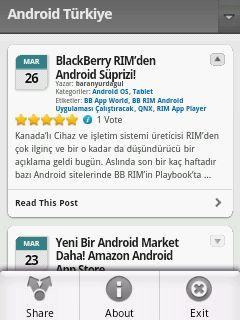 Sadece 2 Adımda Android Uygulama/Widget'iGeliştirme   http://androidturkey.net/2011/03/27/sadece-2-adimda-android-uygulamawidgeti-gelistirme/