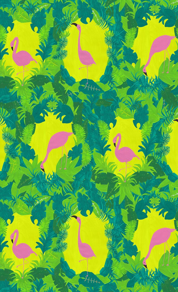 tropical wallpaper pattern - photo #46