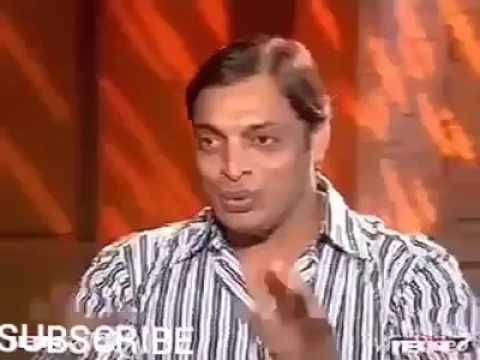 When shoaib Akhtar did surgical strikes in india  😂😂 Worth watching