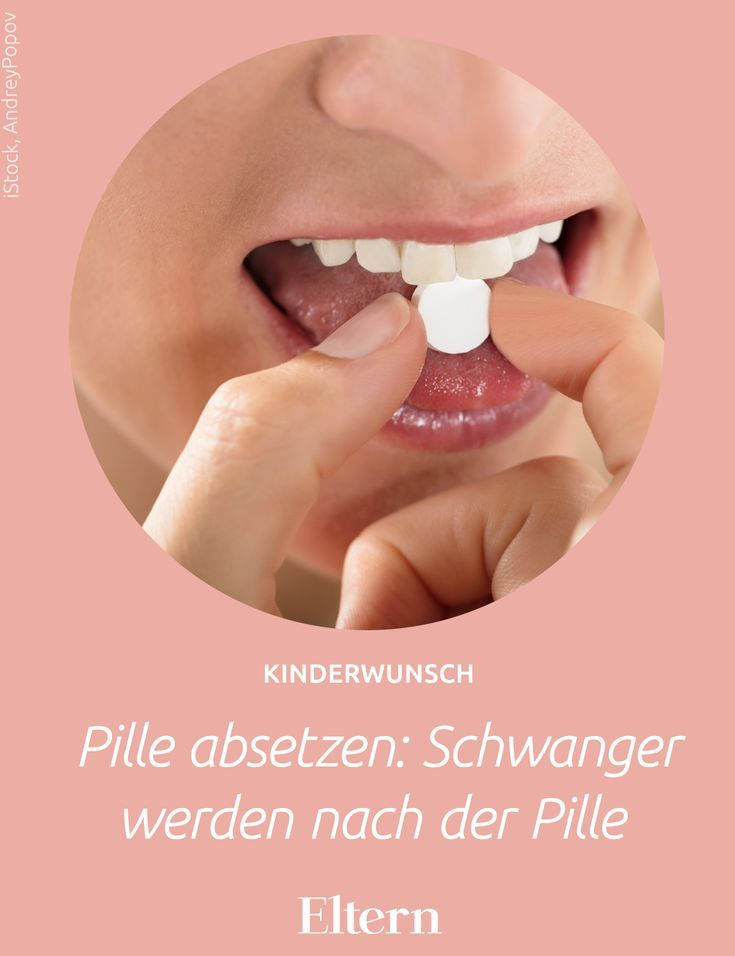 Das Musst Du Beim Absetzen Der Pille Beachten Wenn Du Schwanger