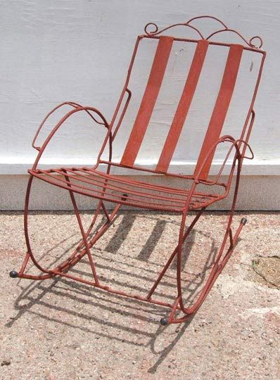 35 best Vintage Outdoor Furniture images on Pinterest Outdoor