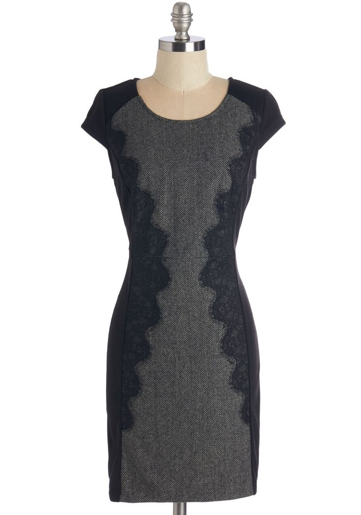 Lace bodycon dress tobias