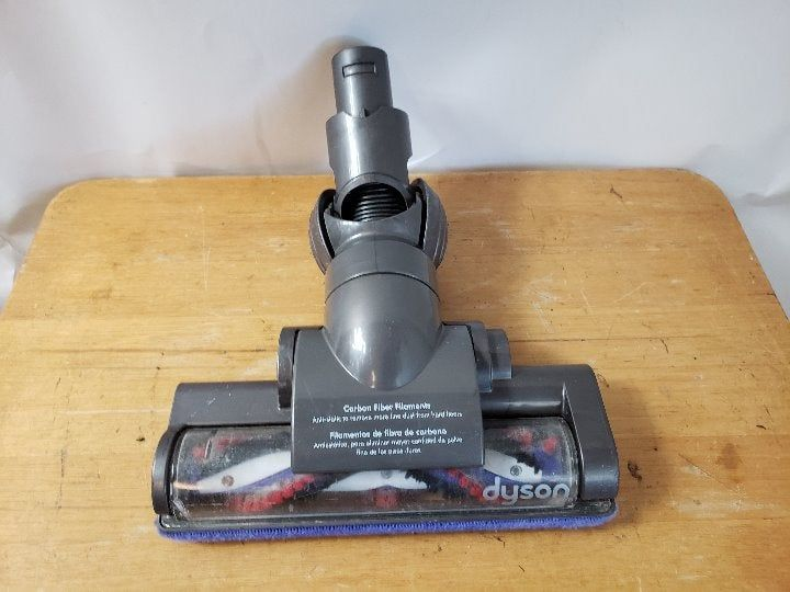 Dyson 24034 Handheld Vacuum Motorized Head Attachement Only Clear Grey This Listing Is For Dyson 24034 Handheld Vacuum Motorized Vacuums Dyson Vacuums Dyson