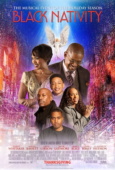 Now on DVD! Black Nativity Movie - Learn More on CFDb.  http://www.christianfilmdatabase.com/review/black-nativity/
