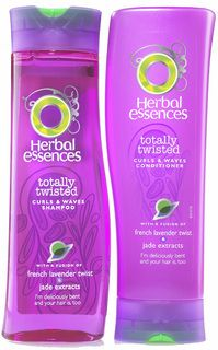 The best smelling shampoo EVER made. & for naturally curly hair :) Always have it in my shower