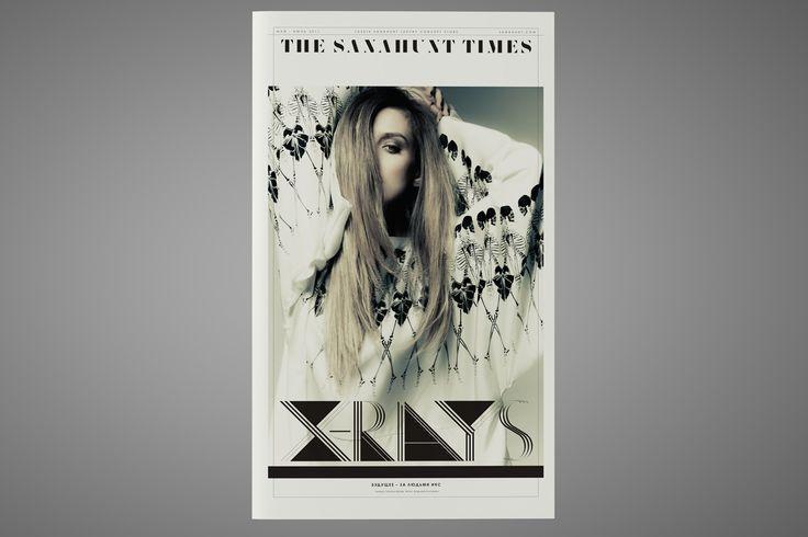 Non-Format — The Sanahunt Times