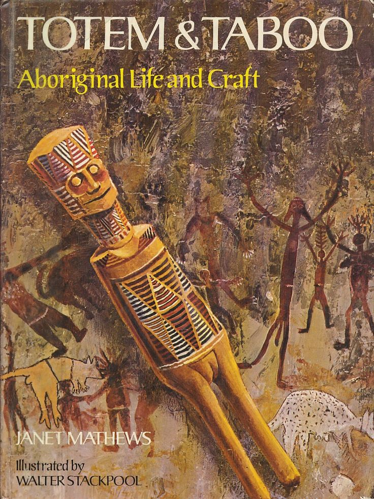 Although the Aborigines were said to have been primitive people and to have lived a simple life, this is not altogether true. Janet Mathews looked at the totems and taboos that were the basis for their society. She explained with clarity, the complex system of totems inherited directly from the Dreamtime.