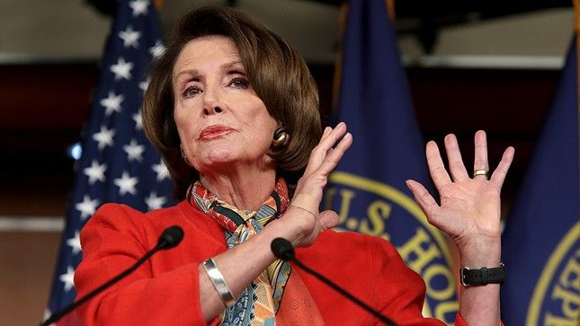 Nancy Pelosi Eviscerates Republican Presidential Candidates for Ignoring Flint