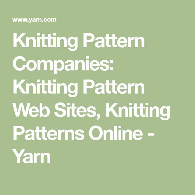 4339 Best Knitting Images On Pinterest Free Knitting Knitting