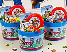 Top Paw Patrol Party Favors Kids Will Love