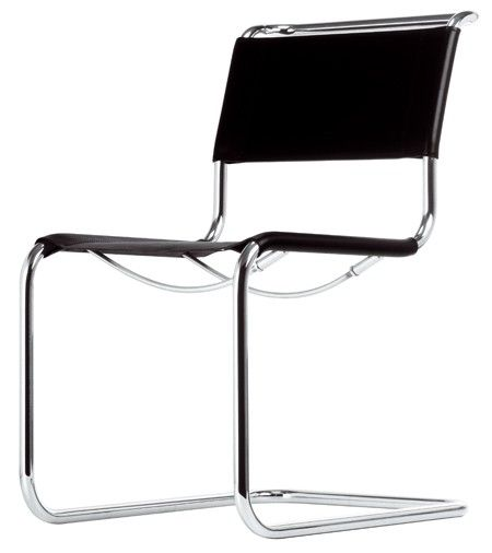 Designed by Dutch architect Mart Stam in 1926  With a bent tubular steel  frame and194 best Iconic Furniture Designs images on Pinterest   Chairs  . Famous Architect Chairs. Home Design Ideas