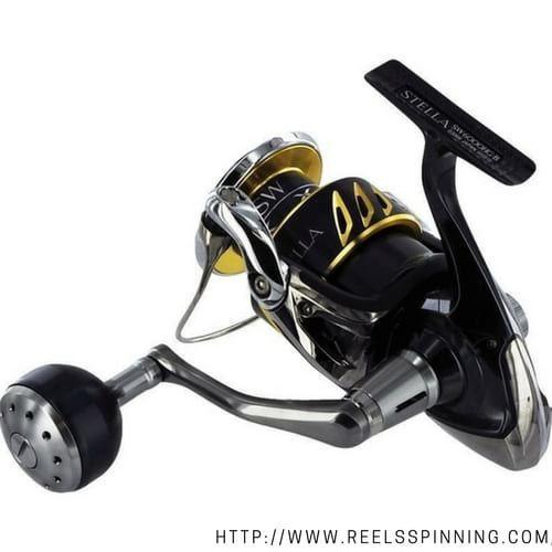 Shimano-Stella-SWB-Saltwater-Spinning-Reel | 3 Expensive