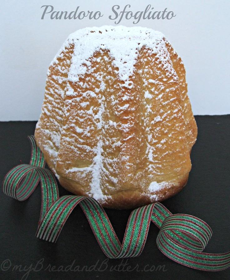 Pandoro: Italian Christmas cake