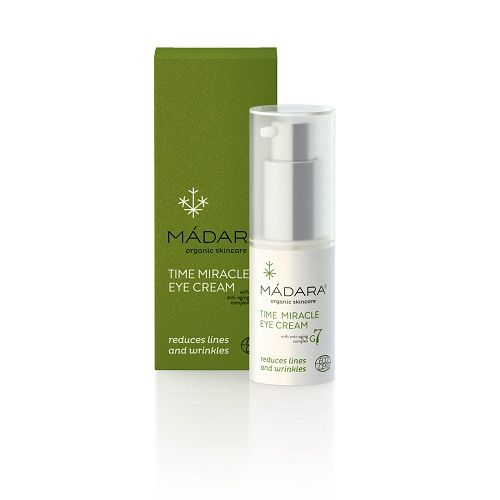 Madara – Time Miracle – Crema de ochi antirid (15ml)