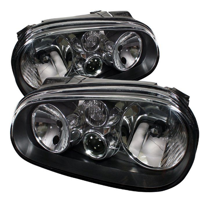 Custom Headlights For Your Car, Truck Or SUV Are Available As Aftermarket  Halo, HID And Projector Replacement OEM Lights. Smoke Your Headlights Using  Custom ...
