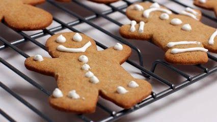 Ginger-Bread Man Cookies