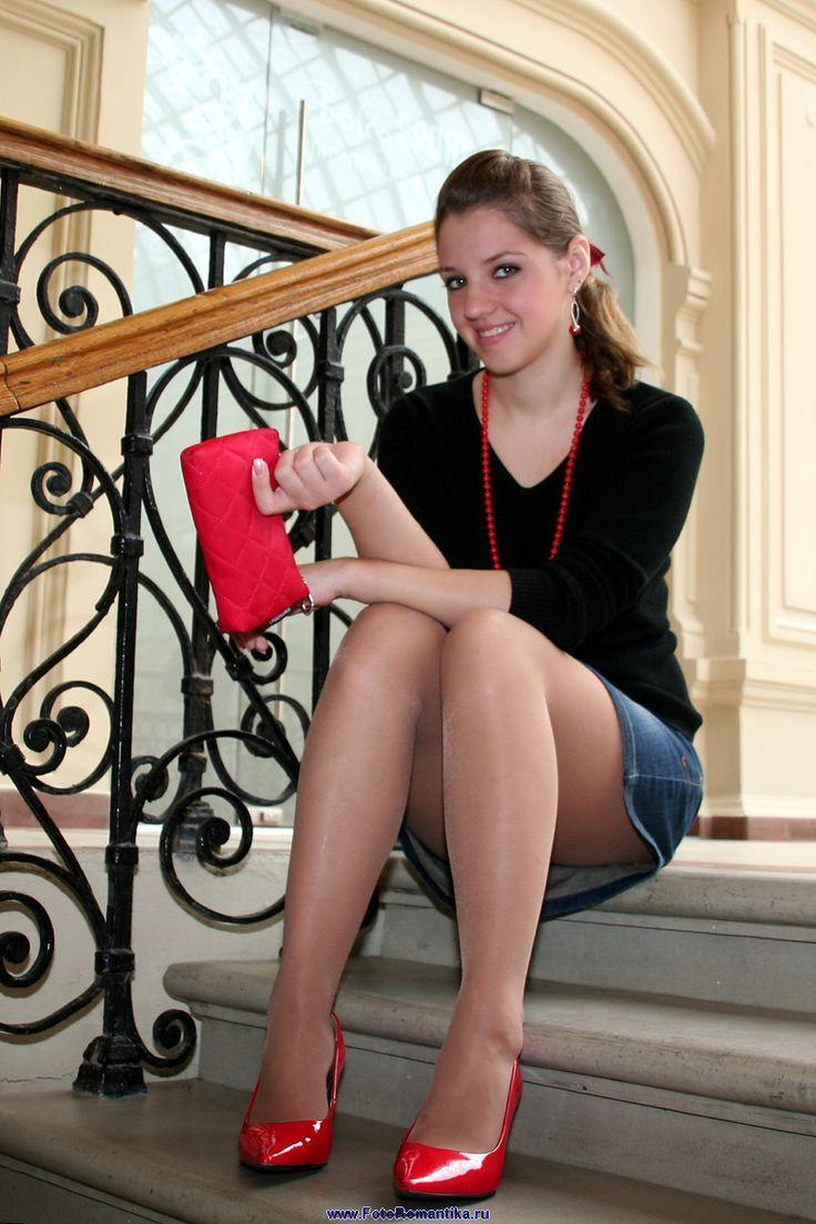 scandal-nylon-pantyhose-teasing-cute-petite-before-marriage