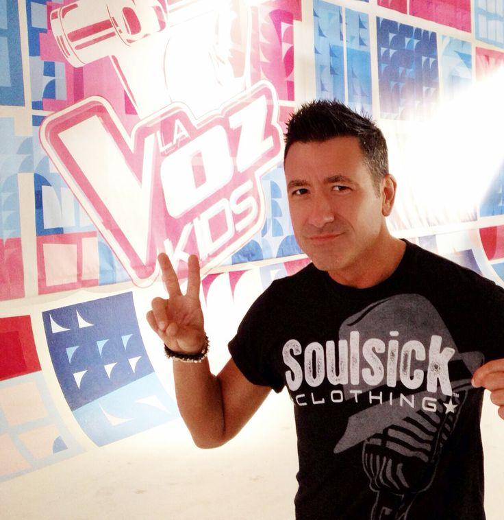 Jorge Bernal de La Voz Kids