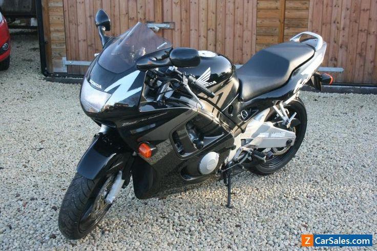 Honda CBR600F 1998 R Reg Black Full MOT Very nice bike LoweredTrade bargain #honda #cbr600f #forsale #unitedkingdom