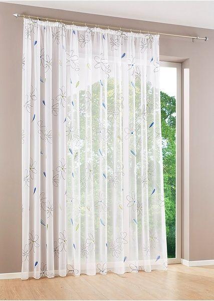 Záclona Ria (1 ks) Průsvitná záclona z • od 499.0 Kč • bonprix