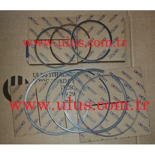6745-31-2130 Piston ring set SAA6D114E Komatsu engine