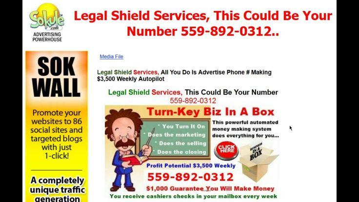 Legal shield leads 5598920312 leads httpwwwyoutube