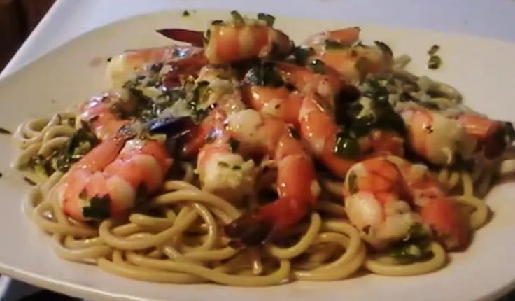 How To Cook Delicious Shrimp Scampi EASY FOOD RECIPES