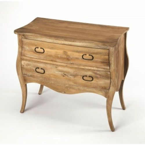 Light Brown Drawer Chest - 9307312 by BUTLER