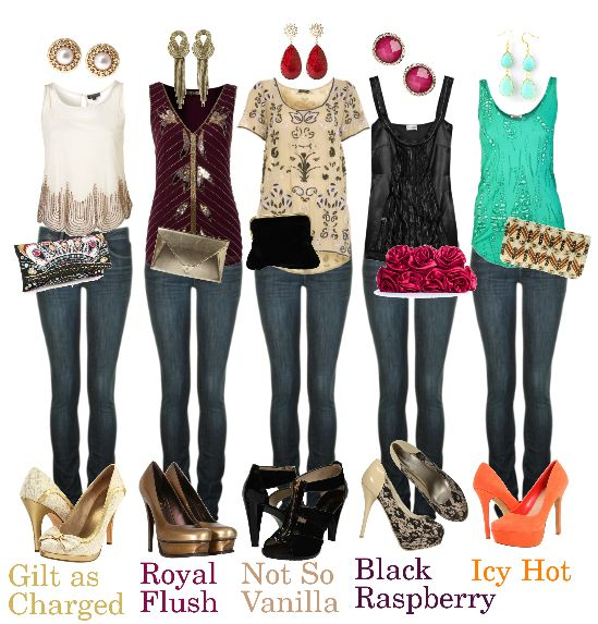 nice last minute night out outfits 11