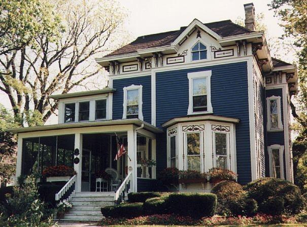 Fresh Victorian Home Exterior Colors
