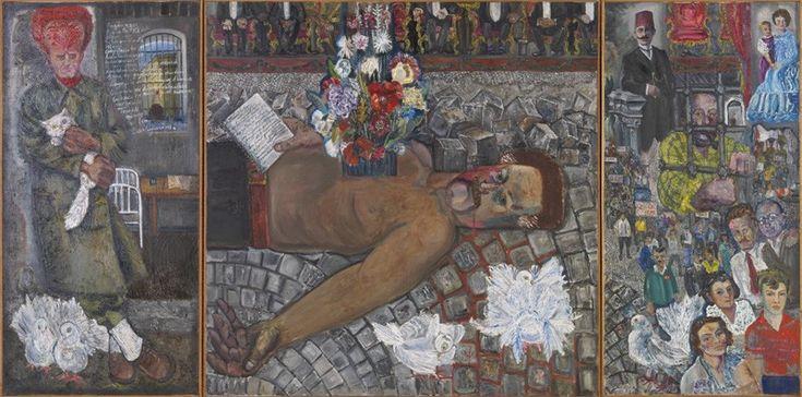 Cihat Burak, şairin Ölümü 1967