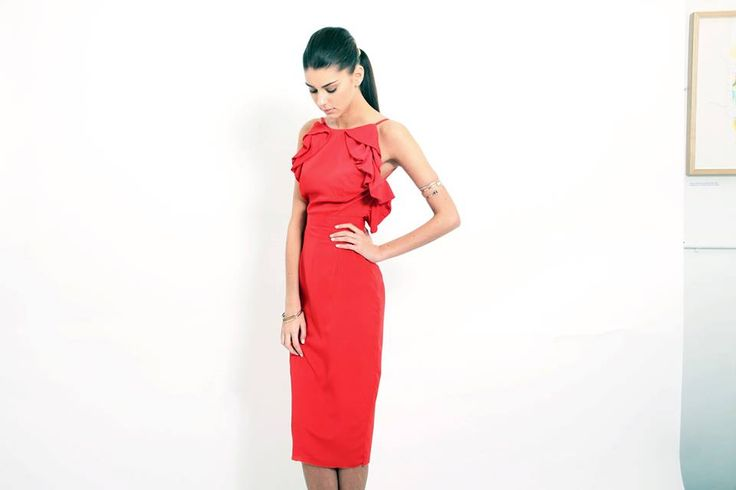 Kirsty Doyle SS13 Nora Dress http://www.kirsty-doyle.com/products/ready-to-wear/nora-dress