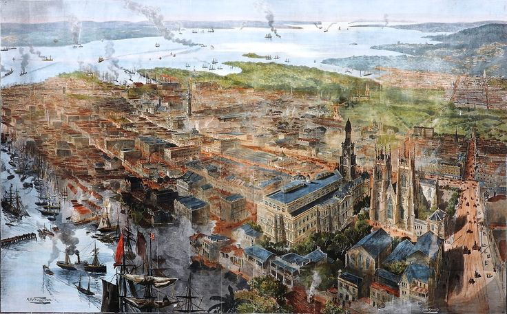 1888, Sydney