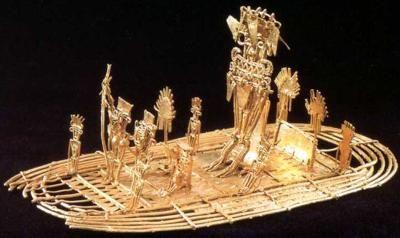 Gold Museum, Museo del Oro , Bogota | Colombia