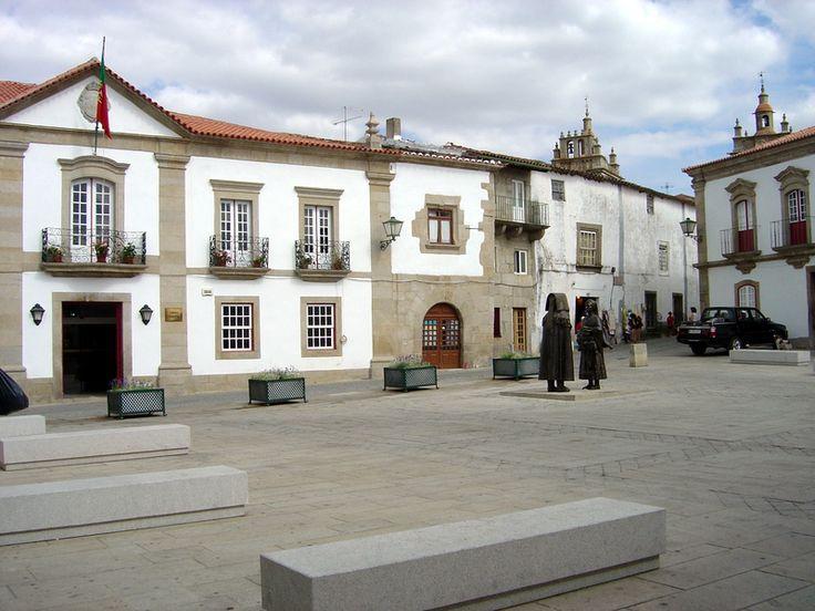 Plaza Miranda do Douro
