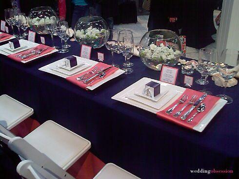 23 Best Images About Navy Blue Amp Fuschia Wedding On Pinterest