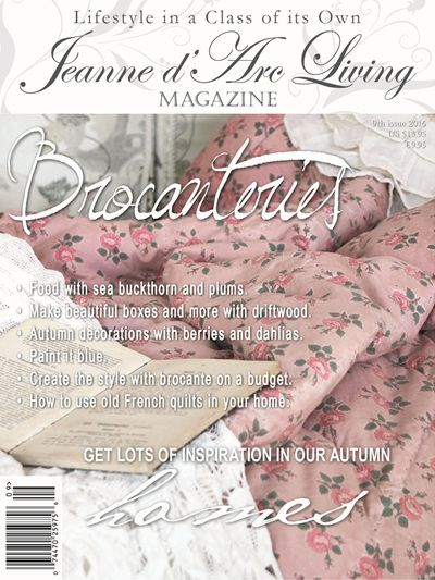 Jeanne d'Arc Living Magazine 9th Issue 2015