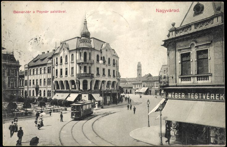 """<a class='trdeflink' href=""""http://postcards.arcanum.hu/hu/71945"""">Poynár palota</a>, 1912"""