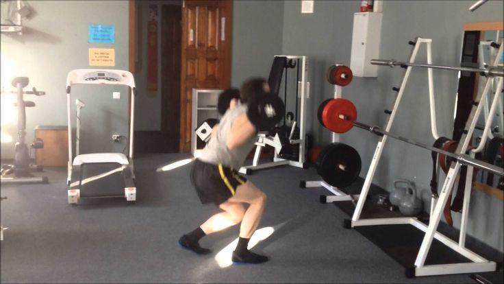 Как быстро разогреть все группы мышц