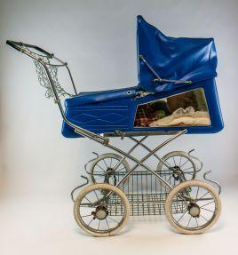ZEKIWA-Kinderwagen, handwerkliche Tradition aus Zeitz - DDR