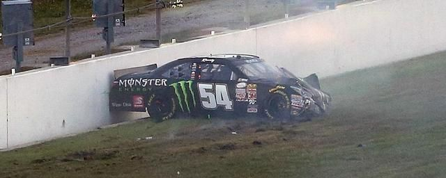"A heel, humbled: Kyle Busch recovery reveals different side of NASCAR""s bad boy"