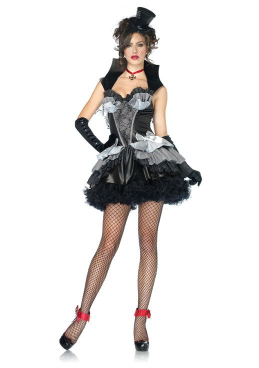 Queen of Darkness Size 12-14 Costume HIRE enquiries can be directed to sales@costumesnthings.com.au